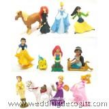 Disney Princesses Toy Figures - CCT57