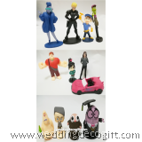 Wreck-It Ralph Figurine Toy- WRCT02
