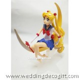 Sailormoon Cake Topper Figure – SLMCT02
