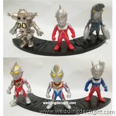 Ultraman Figurine Toy, Cake Topper Ultraman - UMCT03