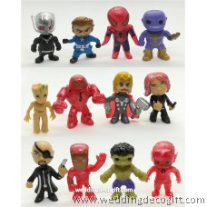 Avengers Mini Toy Figurines - AVCT04