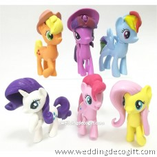 My  Little Pony Toy Figures - MLPF02