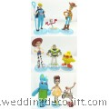Toy Story Toy Figures, Toy Story Cake Topper Toys - TSCT04