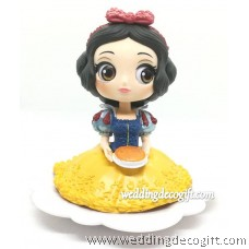 Snow White Cake Topper , Snow White Toy - CCT58S