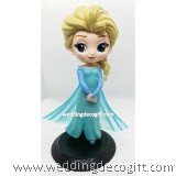 Disney Frozen Princess Elsa Toy, Princess Elsa Cake Topper - CCT60