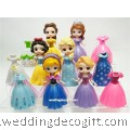 Disney Princess Magic Clip Figurine Toy - CCT62