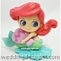 The Little Mermaid Toy Figure, Cake Topper Ariel - CCT64