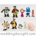 Masha and the Bear Toy Figures - MBF03