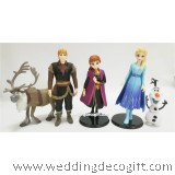 Frozen 2 Figurines Cake Topper, Disney Frozen 2 Toy Figurine – CCF05