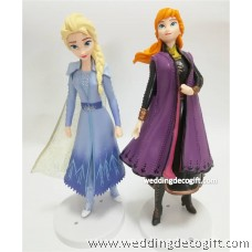 Frozen 2 Princess Elsa Anna Figurines – CCT65