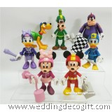 Mickey and the Roadster Racers Toy Figures - MMCT26