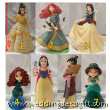 Princess Toy, Princess Cake Topper