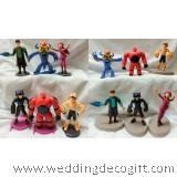 Big Hero 6 Toy Figures