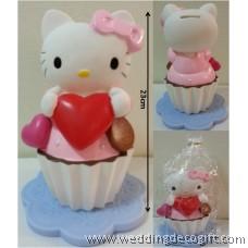 23-24cm Princess , Hello Kitty Piggy Bank