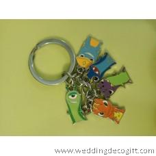 Slugterra Key Chain
