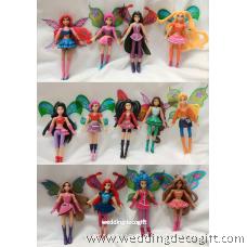 Winx Club Toy Figurines