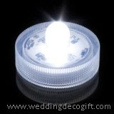 Waterproof Submersible LED Tea Light Decoration (3pcs)