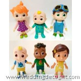 Cocomelon Figures Collectible Toys