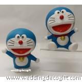 Doraemon Toy, Cake Topper Doraemon
