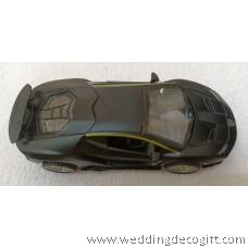 Sports Car Lamborghini Cake Décor, Porsche Cake Topper Decoration
