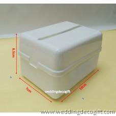 Cake Pulling Money Box Decoration, Kotak Tarik Duit Kek