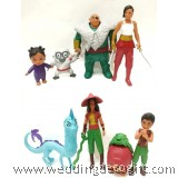 Raya and the Last Dragon Toy Figures