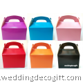 Paper Box , Paper Party Bag , Color Gift Box, Food  Packaging Box