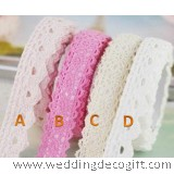 Beautiful Fabric Lace Tape Decoration