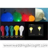 LED Light up Balloon for wedding / Party decoration