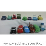 Disney Pixar Cars Figurine / Disney Cars Lighting McQueen Figurine Cake Topper