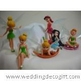 Tinkerbell Figurine/ Disney Fairies Cake Topper / Fairy Tale Kids Toy
