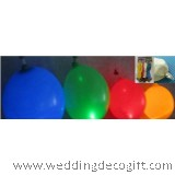 Flash LED Light Balloon for  Wedding / Party Decoration