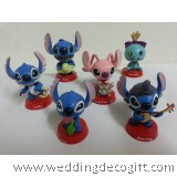 Stitch Cake Topper / Stitch Figurines / Stitch Toy