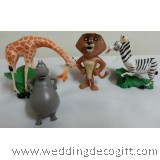 Madagascar Figurine Toy Decoration