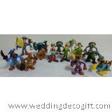 Scooby Doo Shaggy Friends Figurine Cake Topper