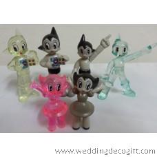 Astro Boy Figurine / Astro Boy Cake Topper