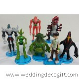 Ben 10 Figurine Cake Topper  / Ben 10 Toy - B10CT02