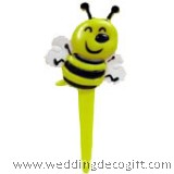 Bumble Bee Cupcake Decoration Pick