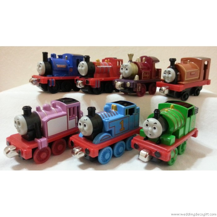 Thomas Train Cake Topper Thomas And Friends Cake Topper