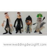 Cartoon Character Figurine