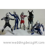 Ultraman Figurine Toy,  Figurine Ultraman