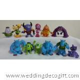 Monster Inc 2 Toy Figurine, Monster Inc 2 Cake Topper -MICT02