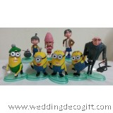 Despicable Me Figurine Toy / Despicable Me Toy