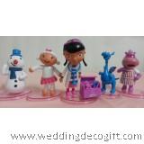 Doc Mcstuffins Playset Toy, Doc Mcstuffins Cake Topper