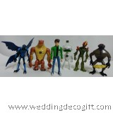 Ben 10 Figurine Toy, Ben 10 Cake Topper Figurine Decoration