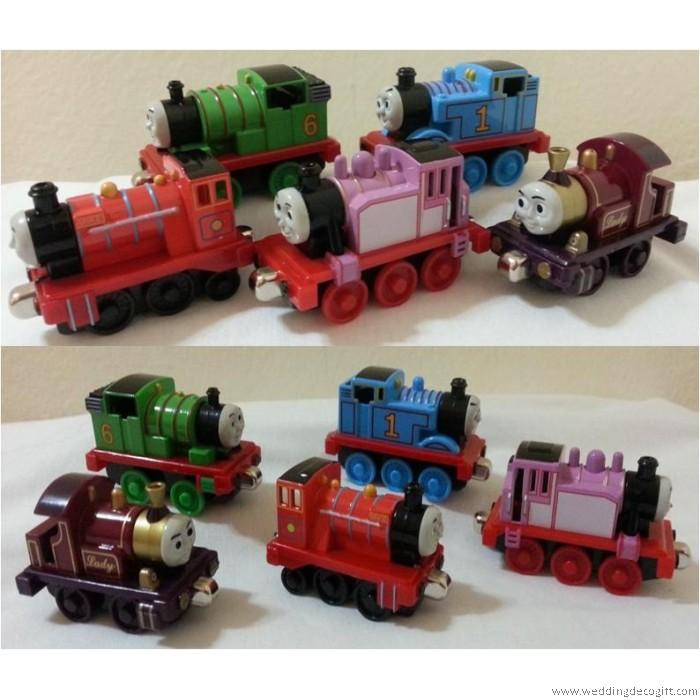 Thomas Train Toy Playset, Thomas Train Cake Topper