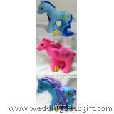 Pony Toy, Pony Cake Topper