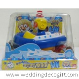 Pororo the Little Penguin in a Boat Toy