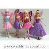 Barbie Fairies Toy Figurine - BFF01