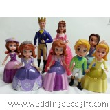 Sofia The First Figurine Toy, Sofia The First Playset  - CCT15